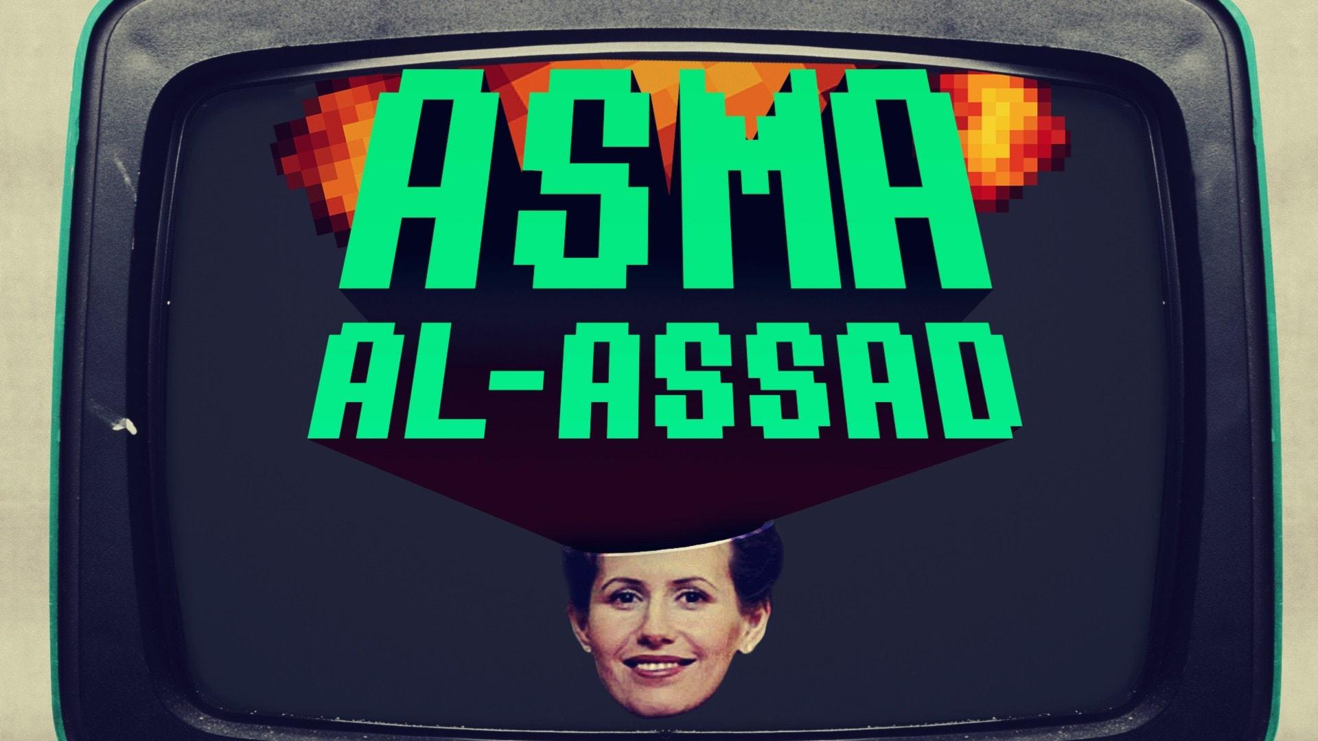 #55. Asma al-Assad  - Lodjuret från Syrien som vill att alla ska må bra