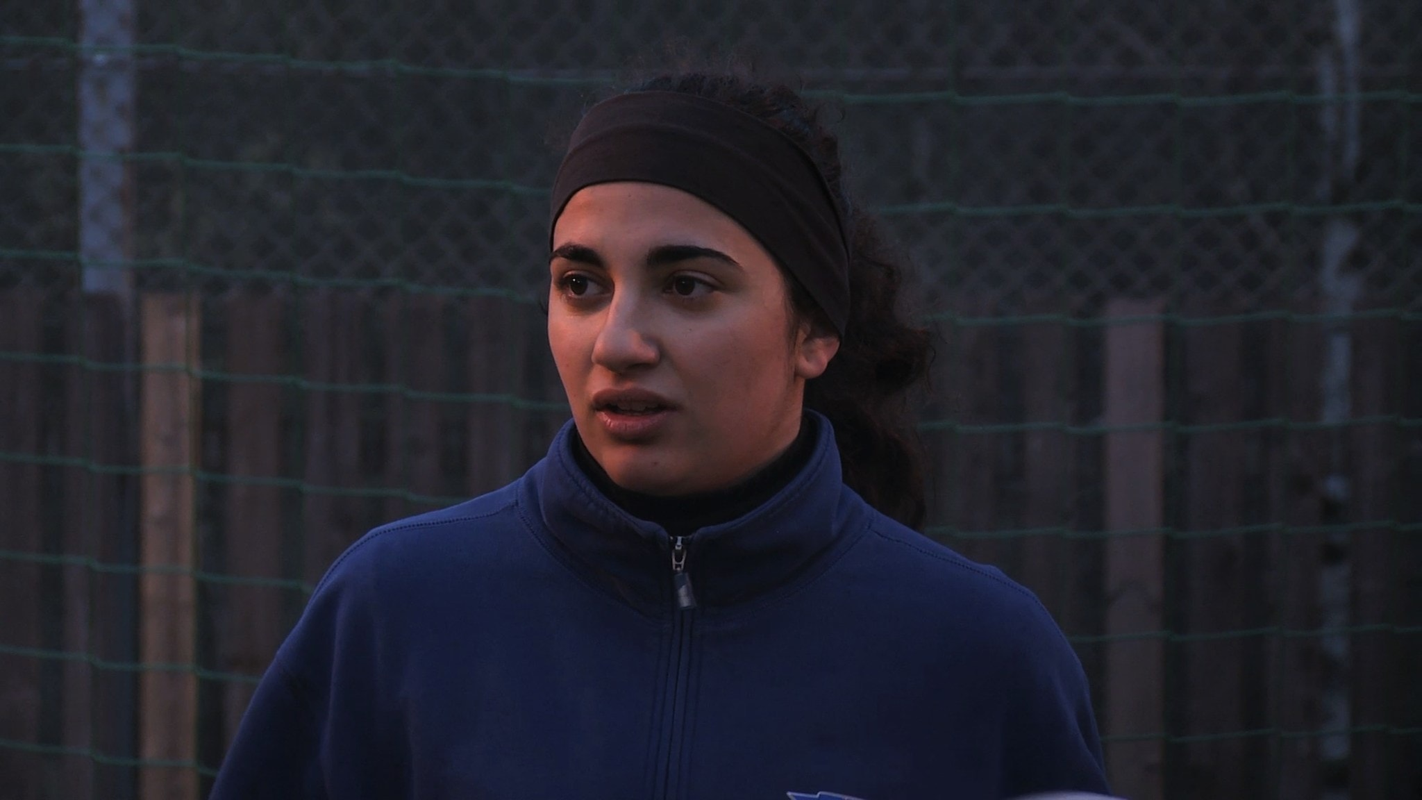Simona Hanoun, Angereds Zlatan