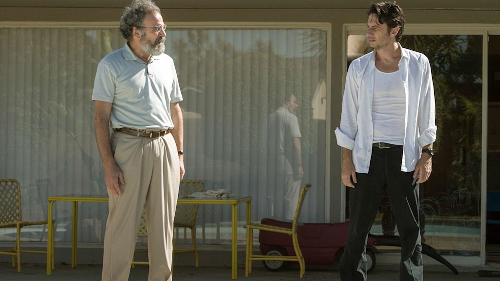 """Den amerikanska filmen """"Wish I was here"""" finansierades genom crowdfunding. Men hur är det med kultursponsring i Sverige? Bild: TT"""