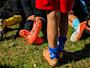 Unga idrottare ska lockas att läsa mer. Foto: Fredrik Varfjell/TT
