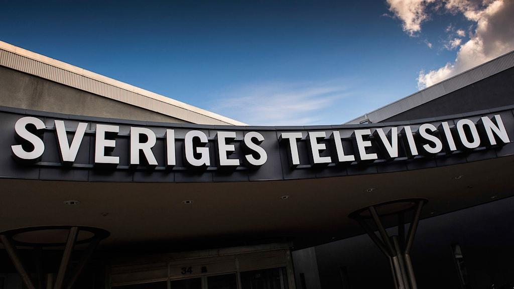 SVT-ledning får kritik inifrån huset. Foto: Jonas Ekströmer/TT