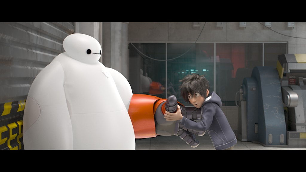 Ur Big Hero 6. Foto: Disney.