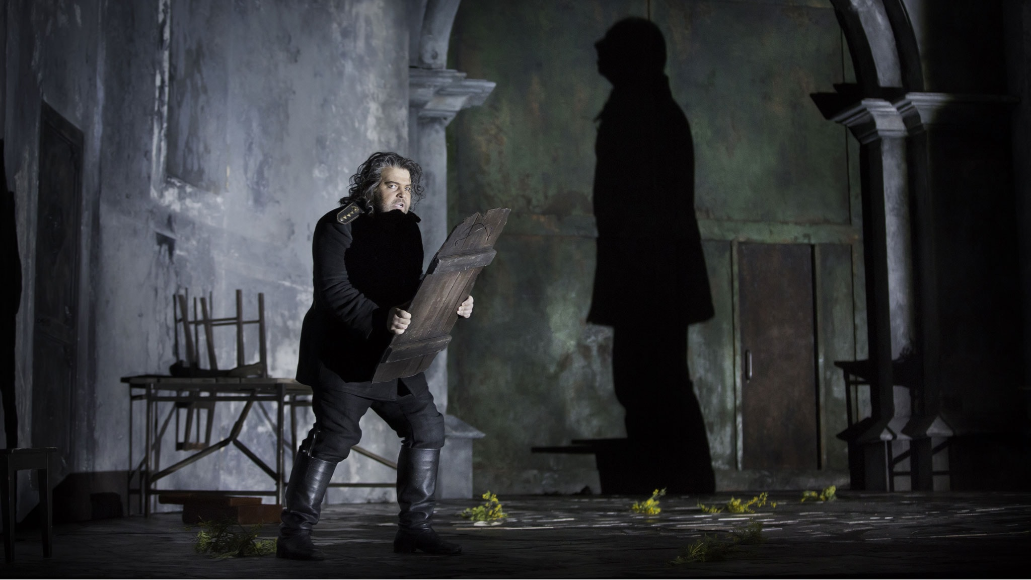 Två gånger Verdi med Otello och Aida