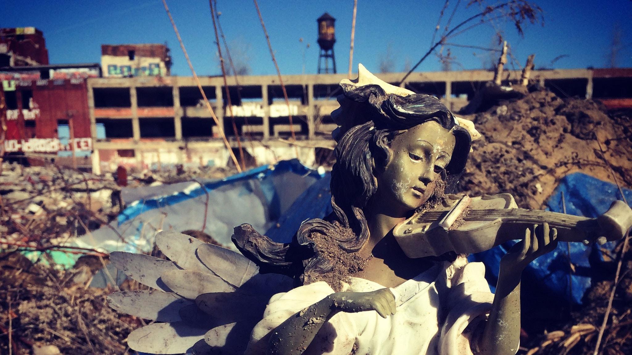Död och drömmar i Detroit