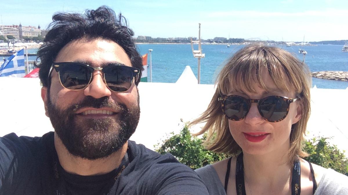 Cannespodden #2: Saman och Lisa terroriserar en turistfamilj