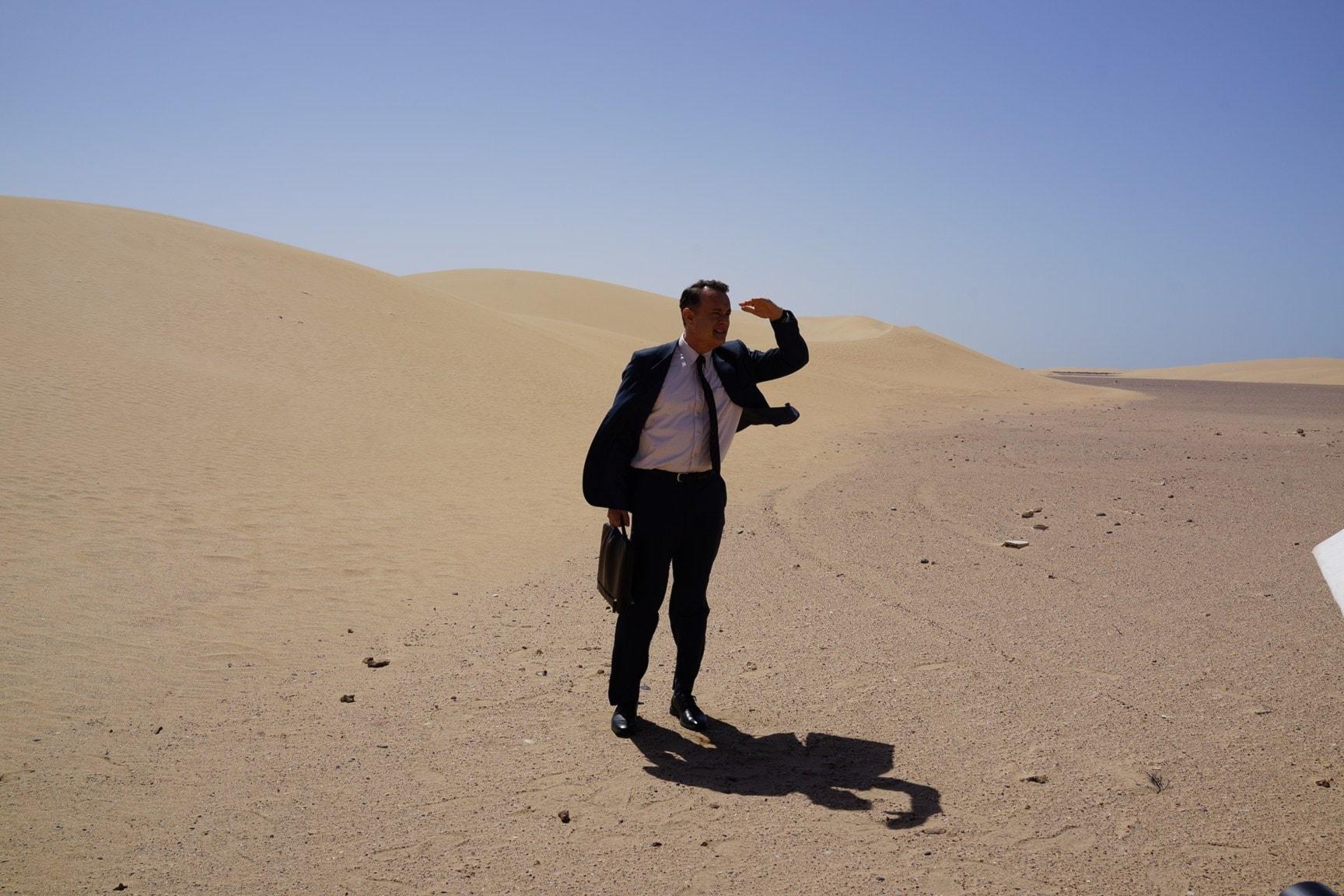 Vecka 19: Intriger på Bolsjoj och Tom Hanks i öknen