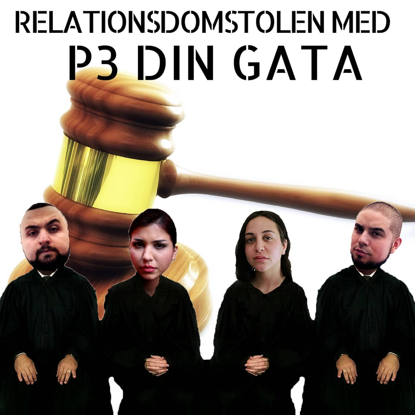 Relationsdomstolen med P3 Din Gata