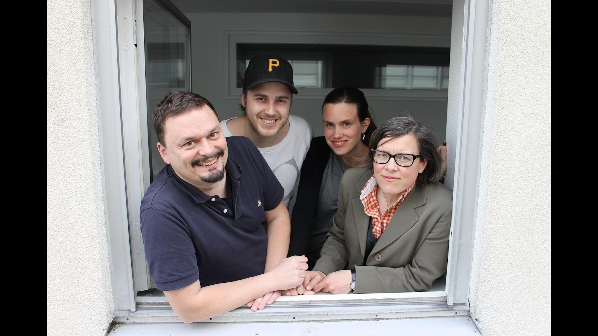 Författaren Lena Andersson, bandet Bottoms, tv-dokun Citizenfour, filmen Mästerskapet, boken Hausfrau och tv-serien Inside Amy Schumer