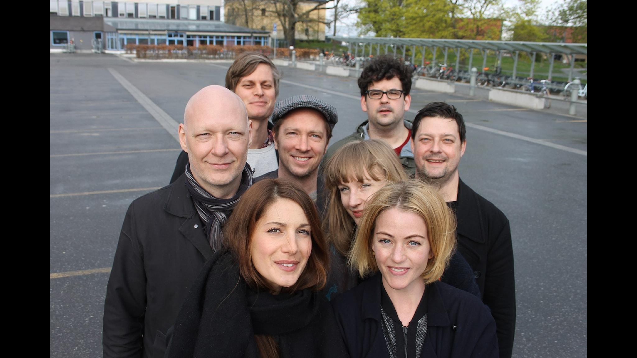 Joy Division på svenska när Tonbruket och Dramaten spelar live hos Roger Wilson