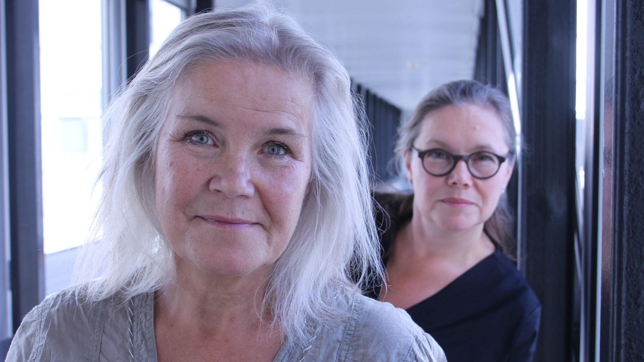 Möt Maria Johansson - skådespelare, regissör, forskare, professor
