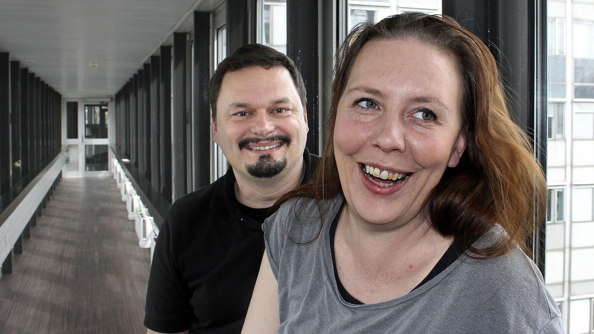 Martina Montelius om kulturtanters glupska livslust och om paniken som arbetsmetod