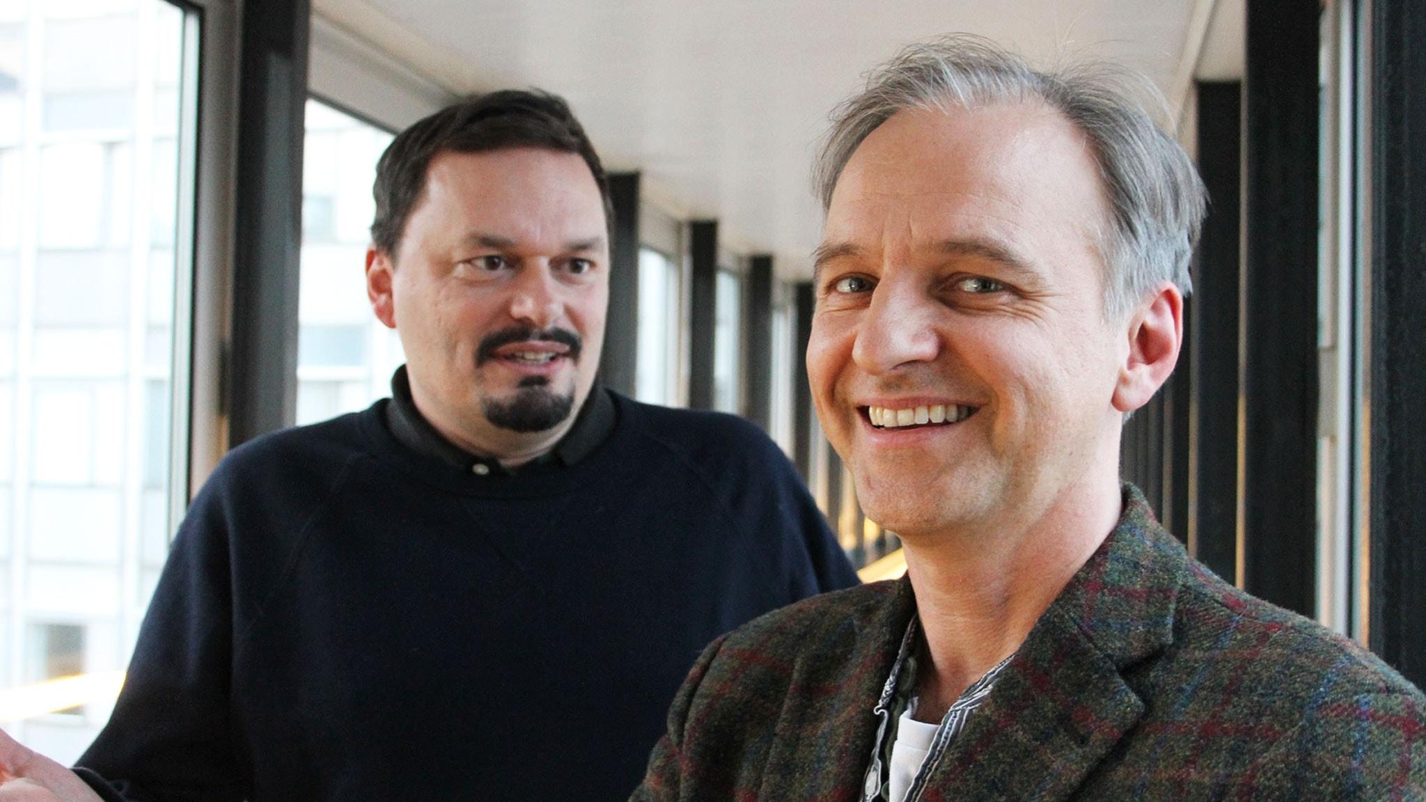 Möt skådespelaren Björn Kjellman