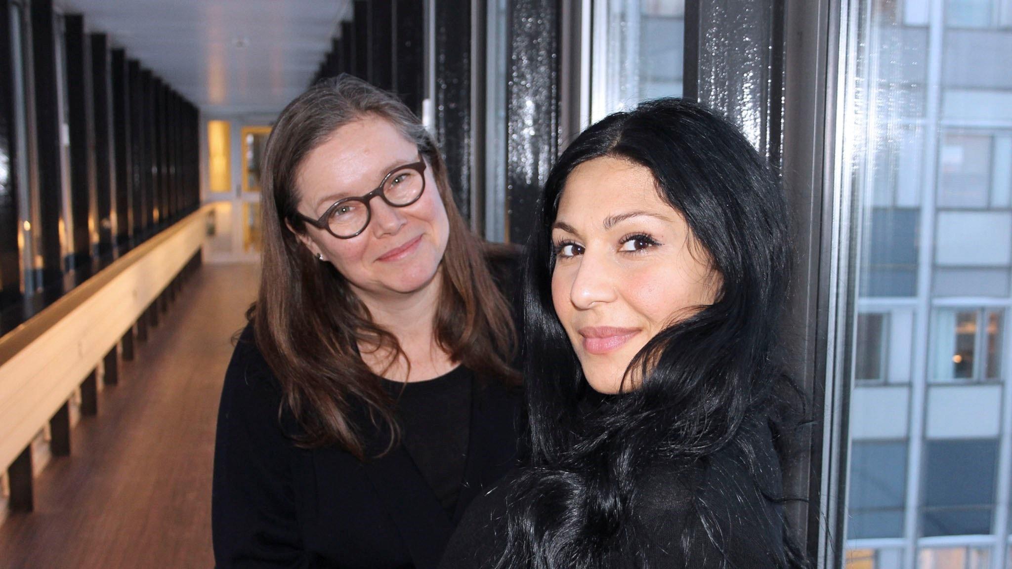 Bahar Pars om rasifiering och feminism och varför skådespelaryrket är större än livet