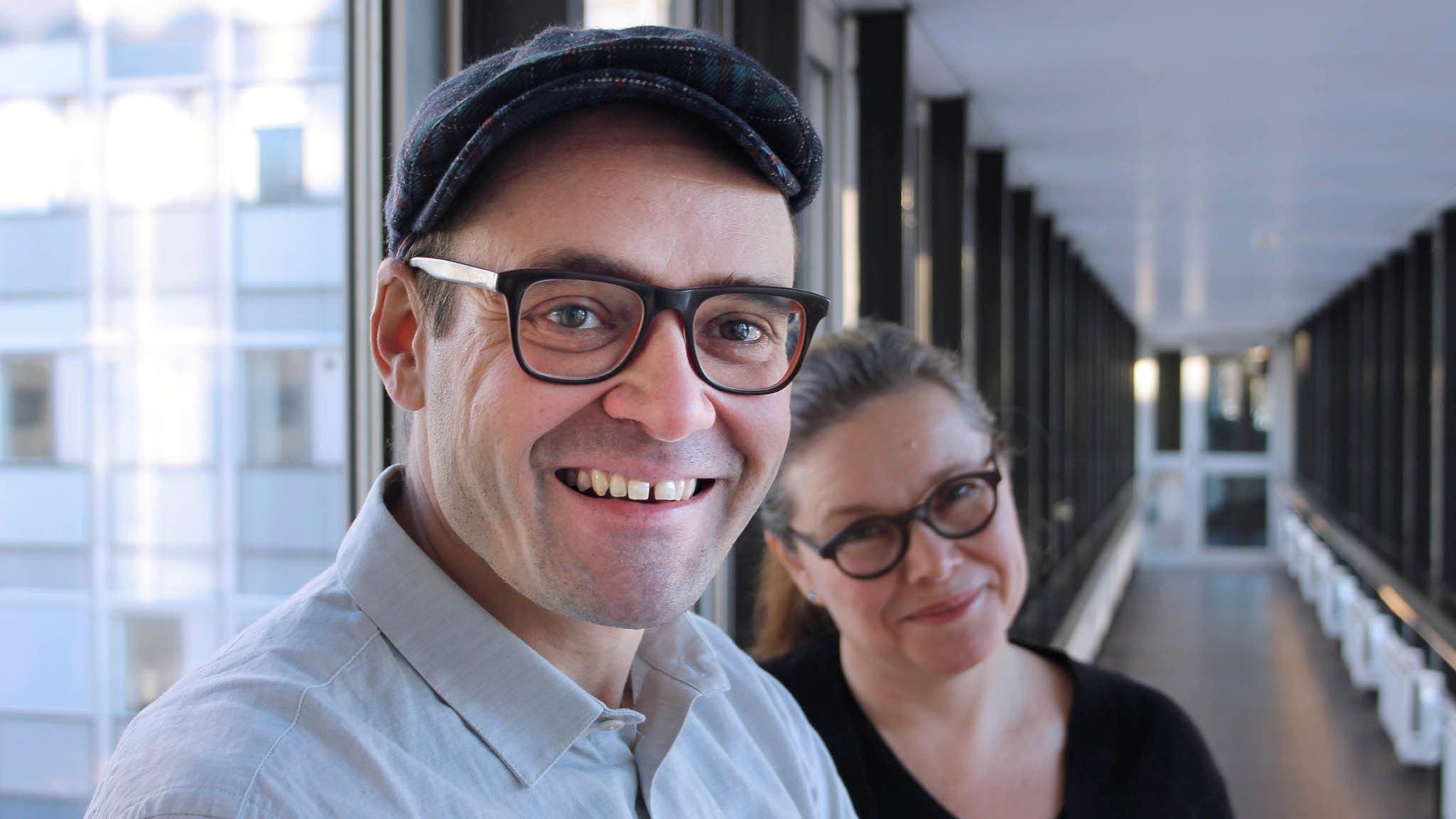 Bad Guy - Good Guy. Skådespelaren DAVID DENCIK  om roller på film och teater, internationellt och i Norden