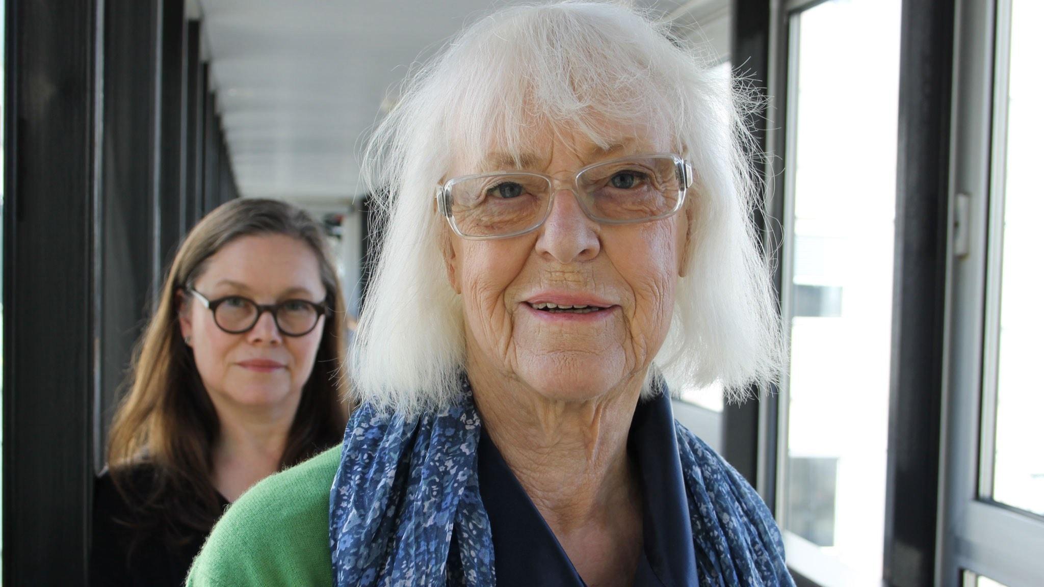 Möt skådespelerskan Birgitta Ulfsson