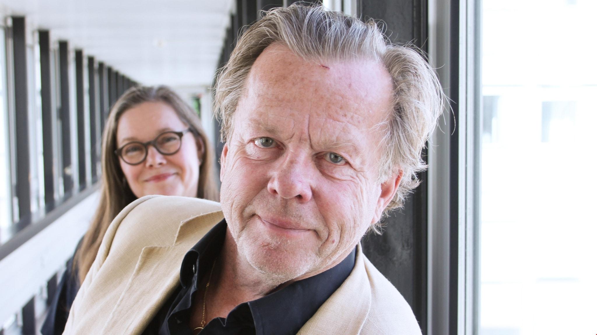 Möt skådespelaren Krister Henriksson