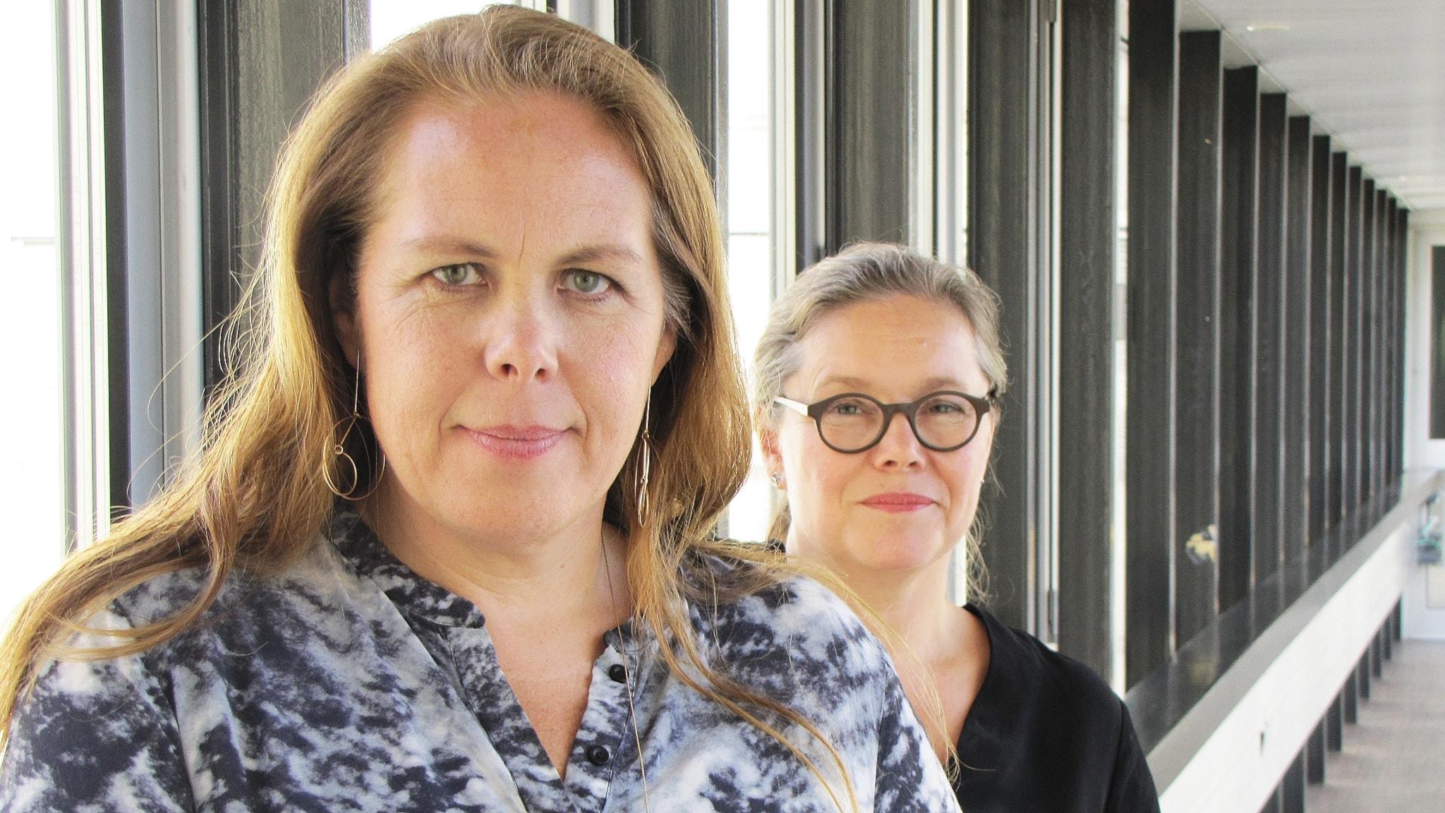 Möt Petra Brylander – teaterchef och skådespelare