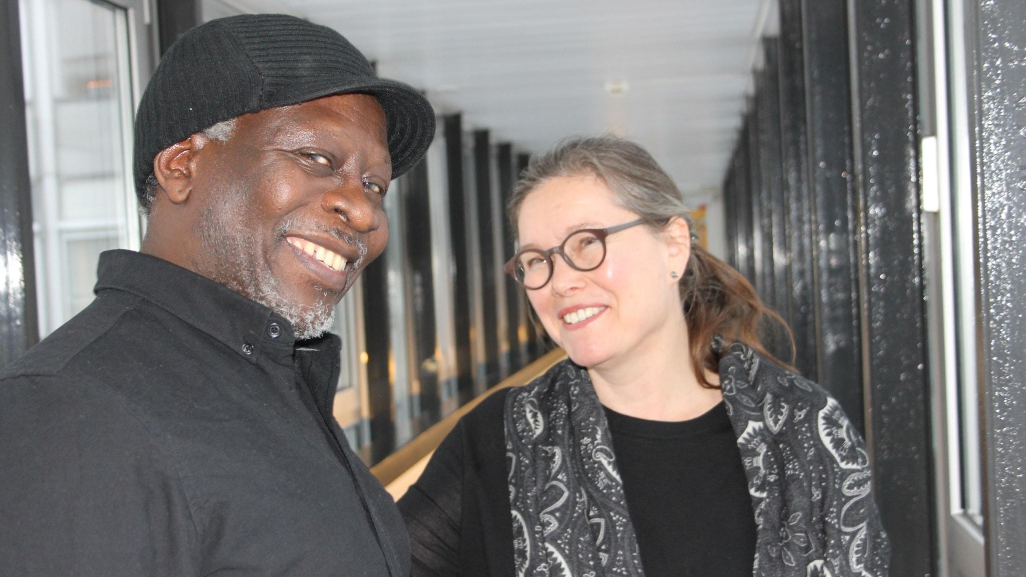 Möt Richard Sseruwagi - skådespelare och musiker