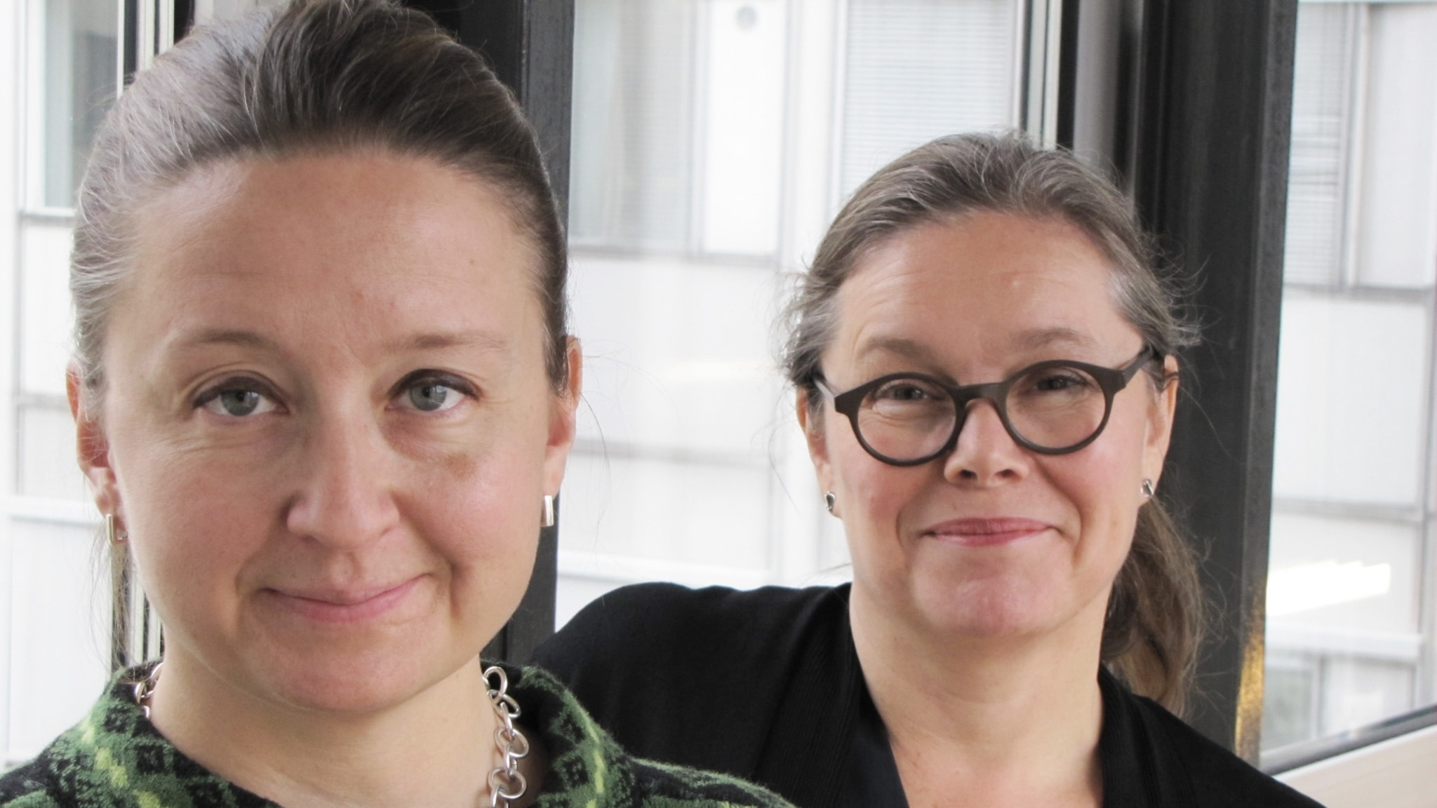 Möt Gertrud Larsson - dramatiker, komiker, regissör