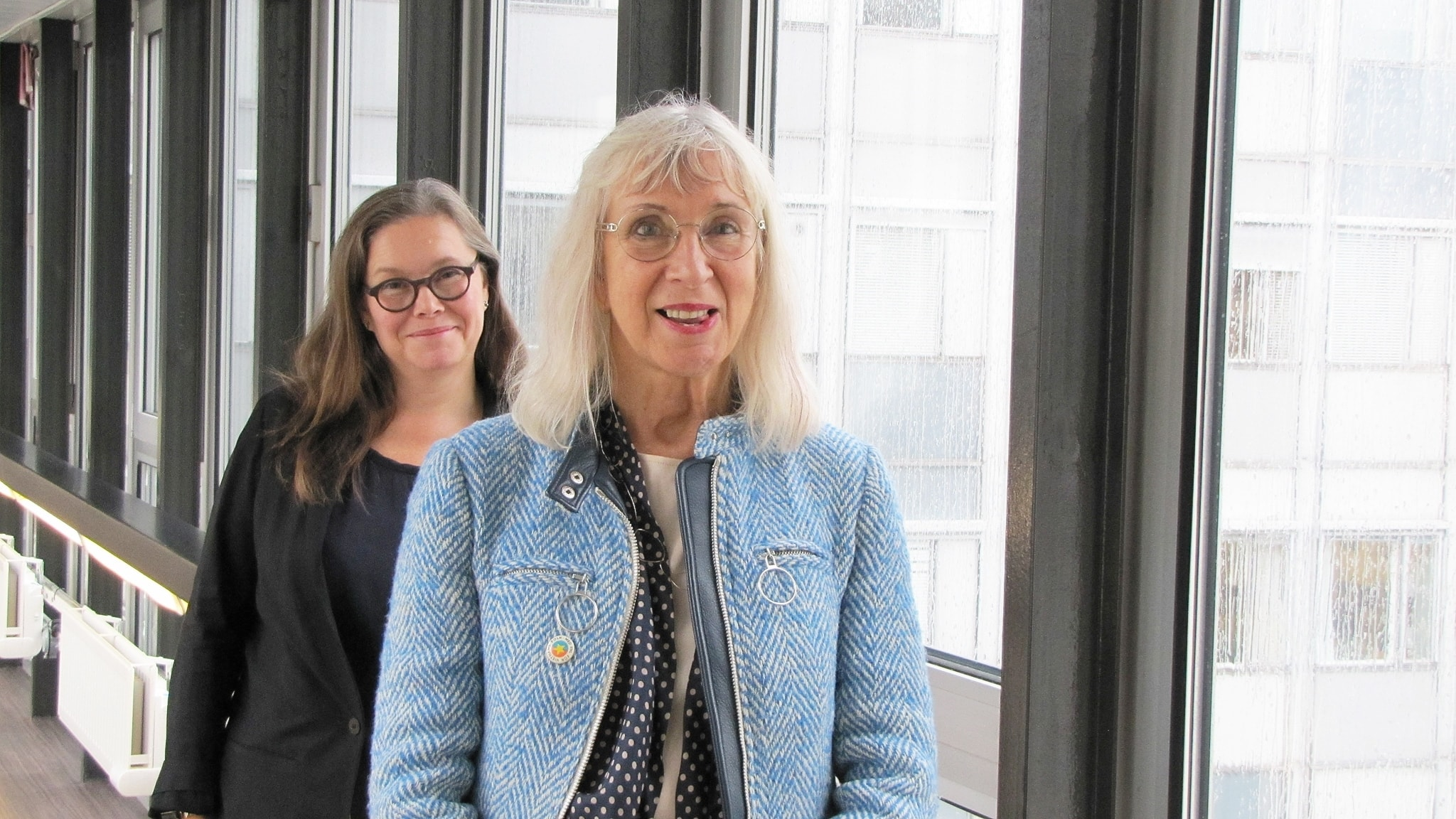 Möt Suzanne Osten – regissör och dramatiker
