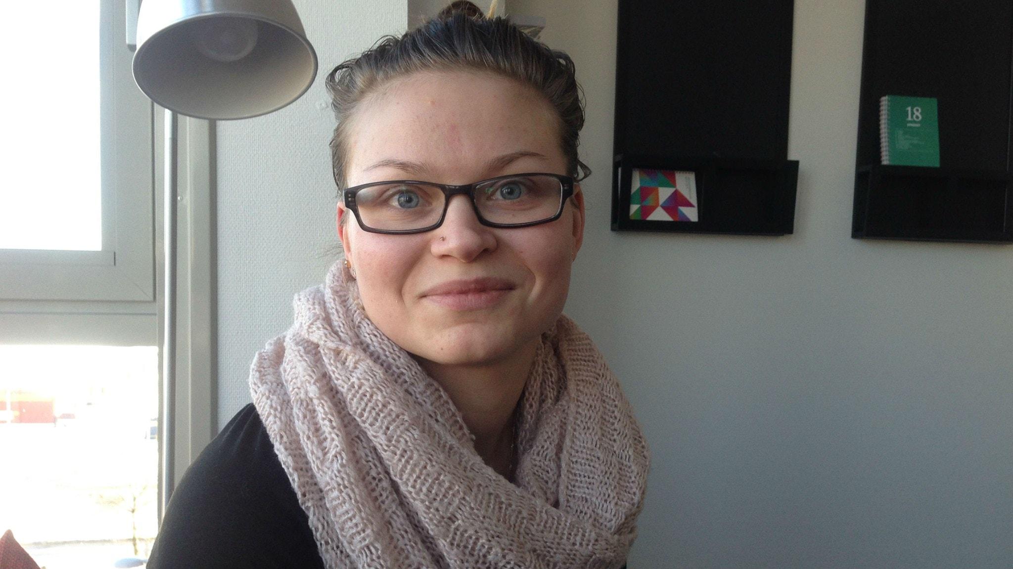 Klavdiia: Hur lär jag mig svenska?