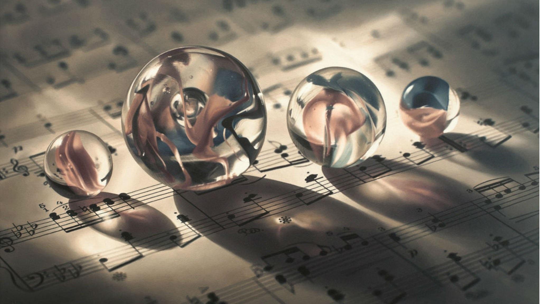 Matematik, harmonik och himmelsmekanik