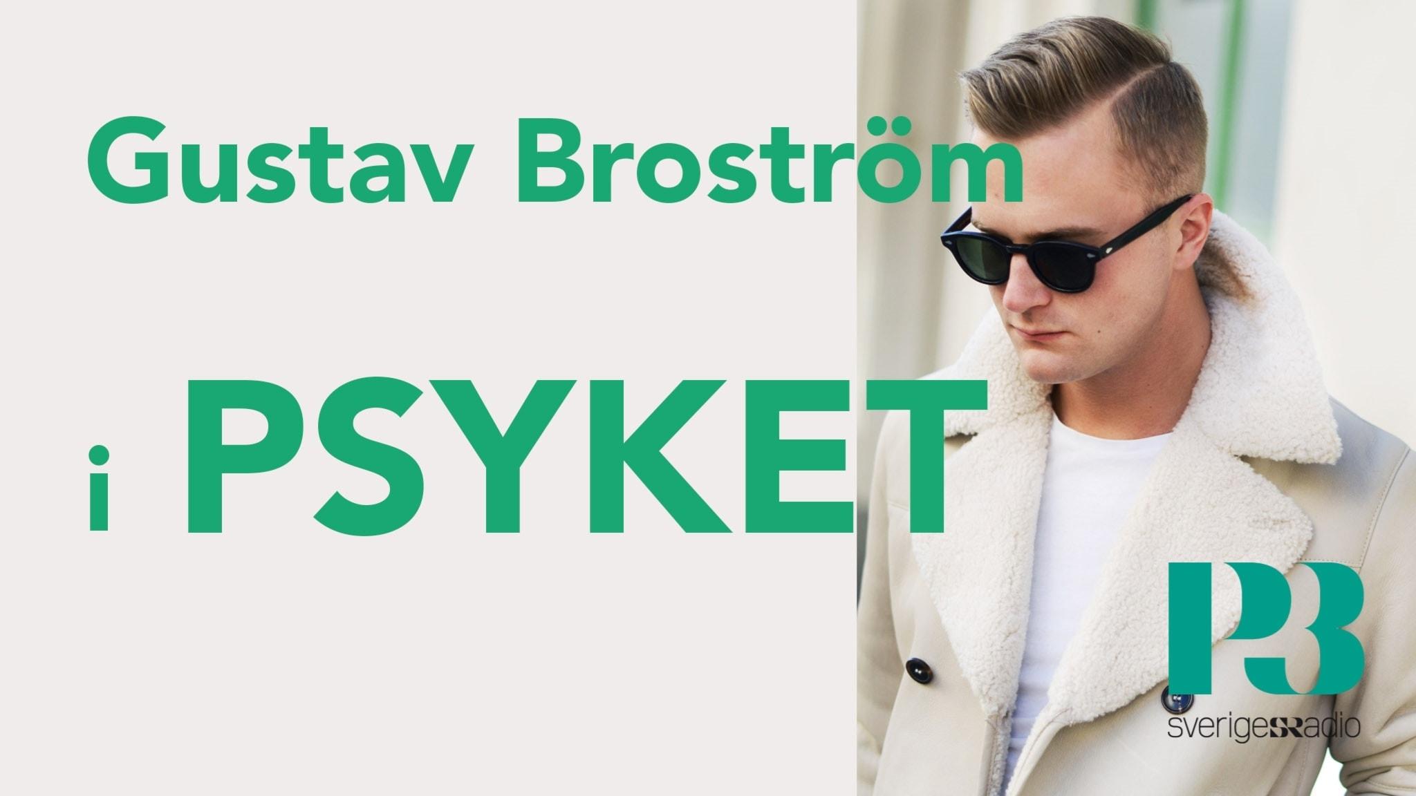 Gustav Broström: Den som säger att