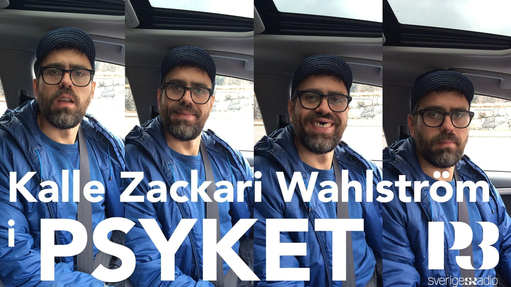 Kalle Zackari Wahlström om utseendeångest och att våga prata om känslor
