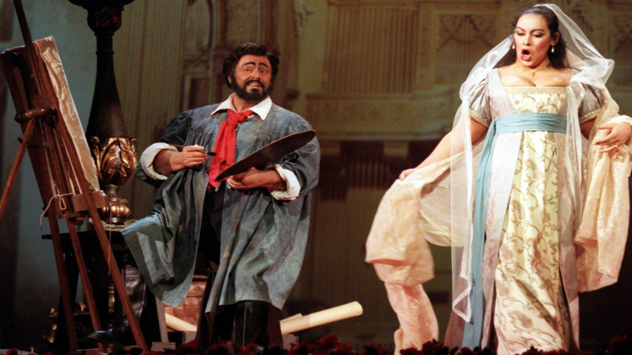 Tosca - kärlek, våldtäkt och mord under ett dramatiskt dygn i Rom