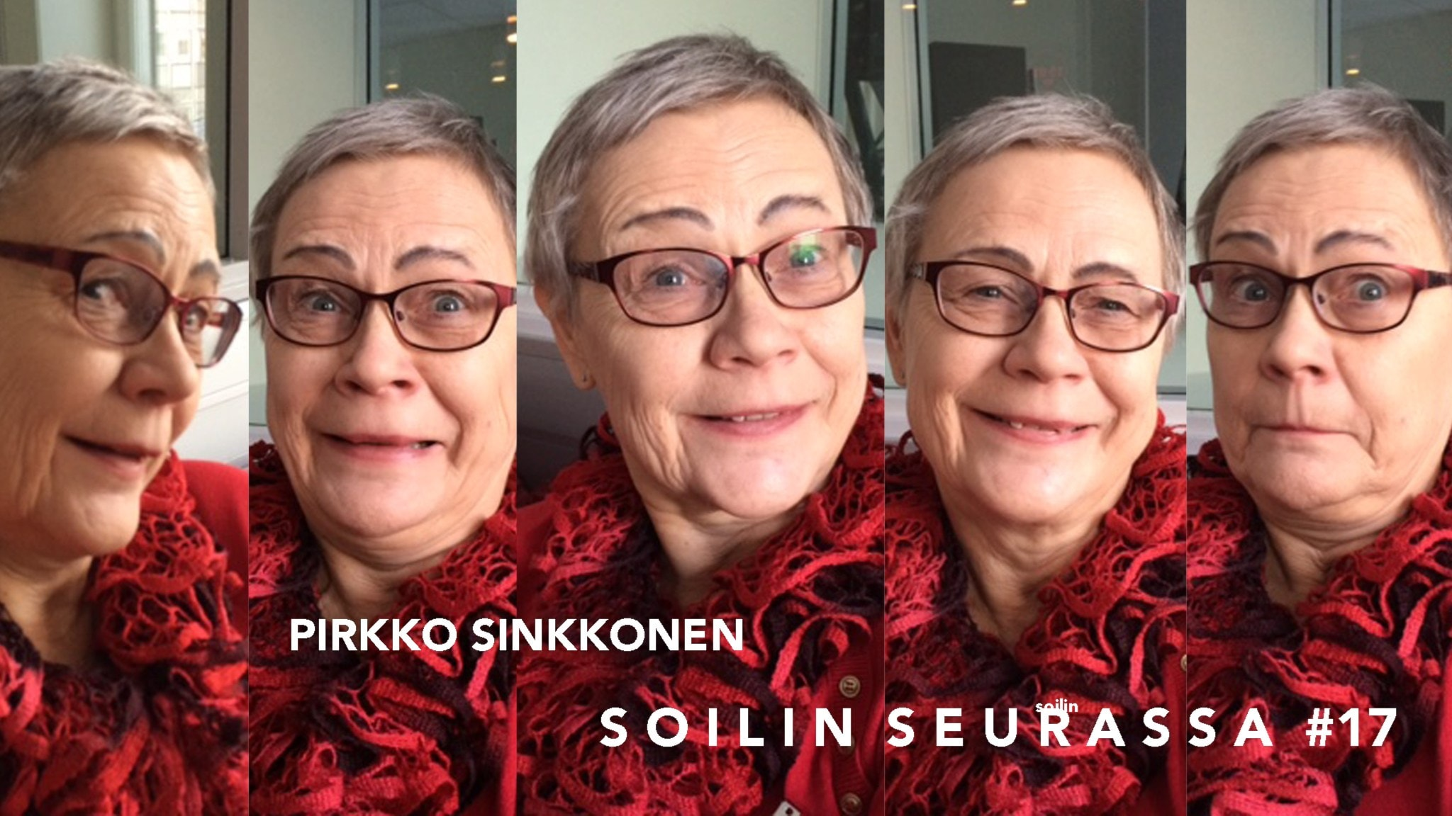 Soilin seurassa Pirkko Sinkkonen, tulisieluinen vapaaehtoistyöntekijä Handenista