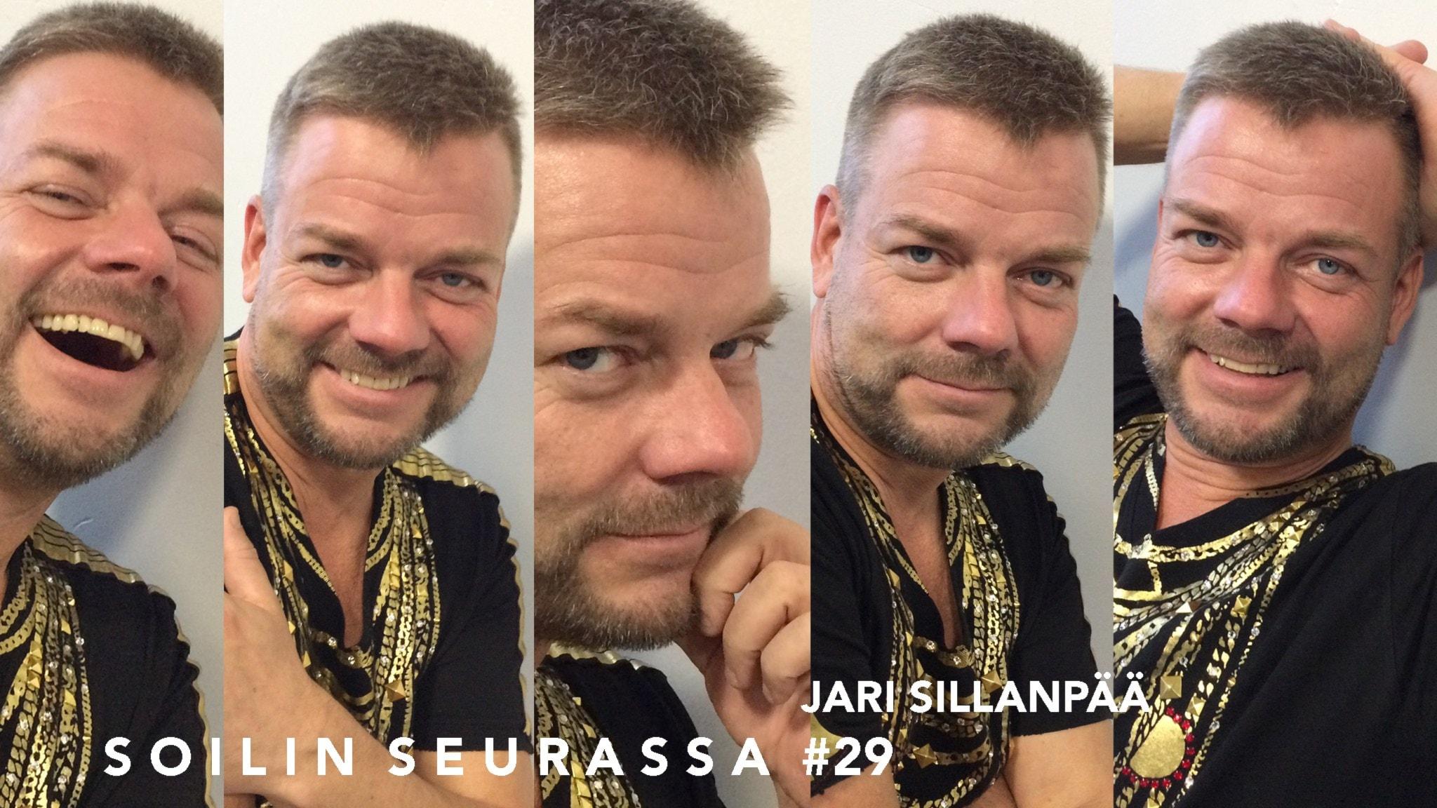 Soilin seurassa Jari Sillanpää