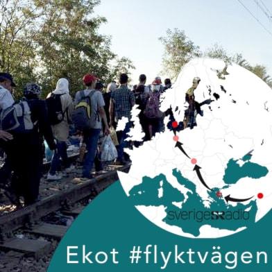 Lesbos: 15 000 människor väntar på registrering