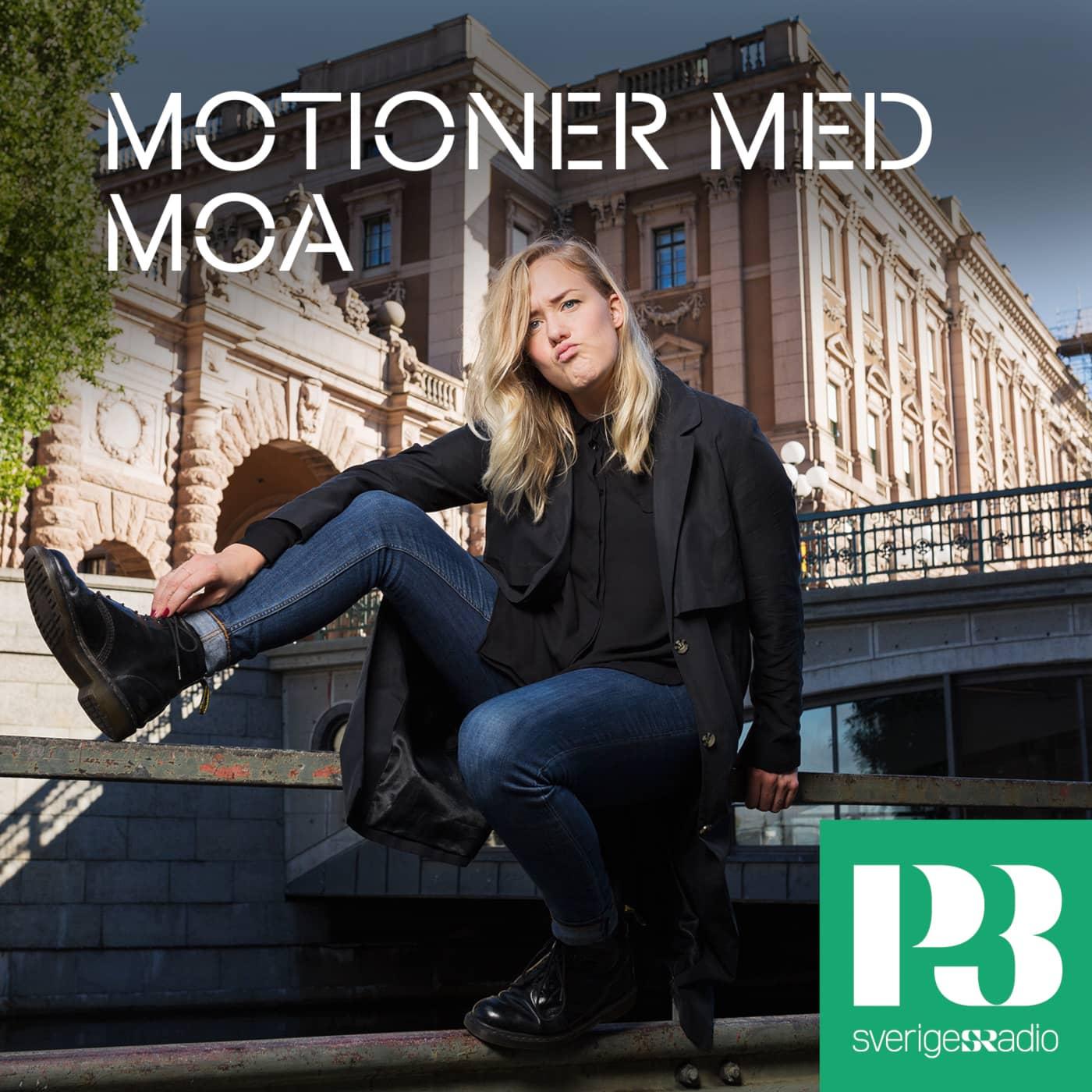 Motioner med Moa