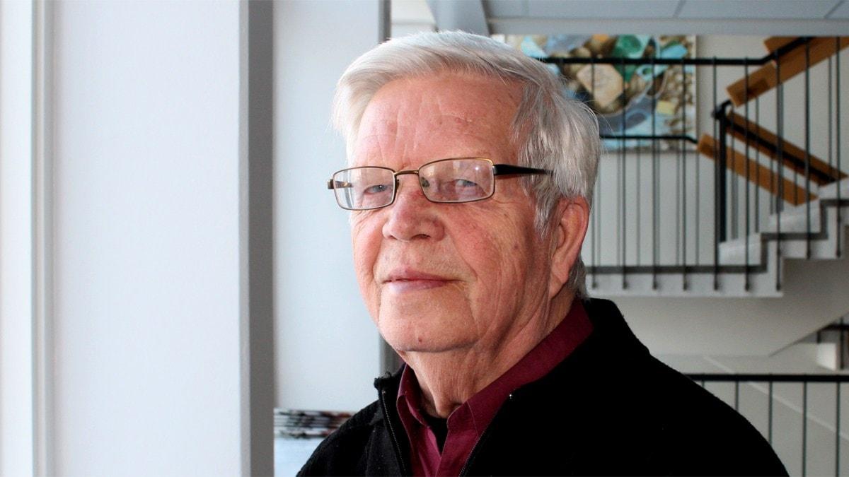 Yrjö Pollari kertoo fagotilla