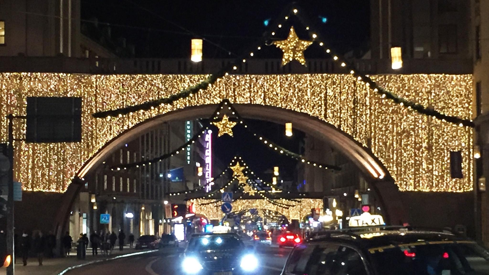 Ruotsinsuomalaiset joulutähdet