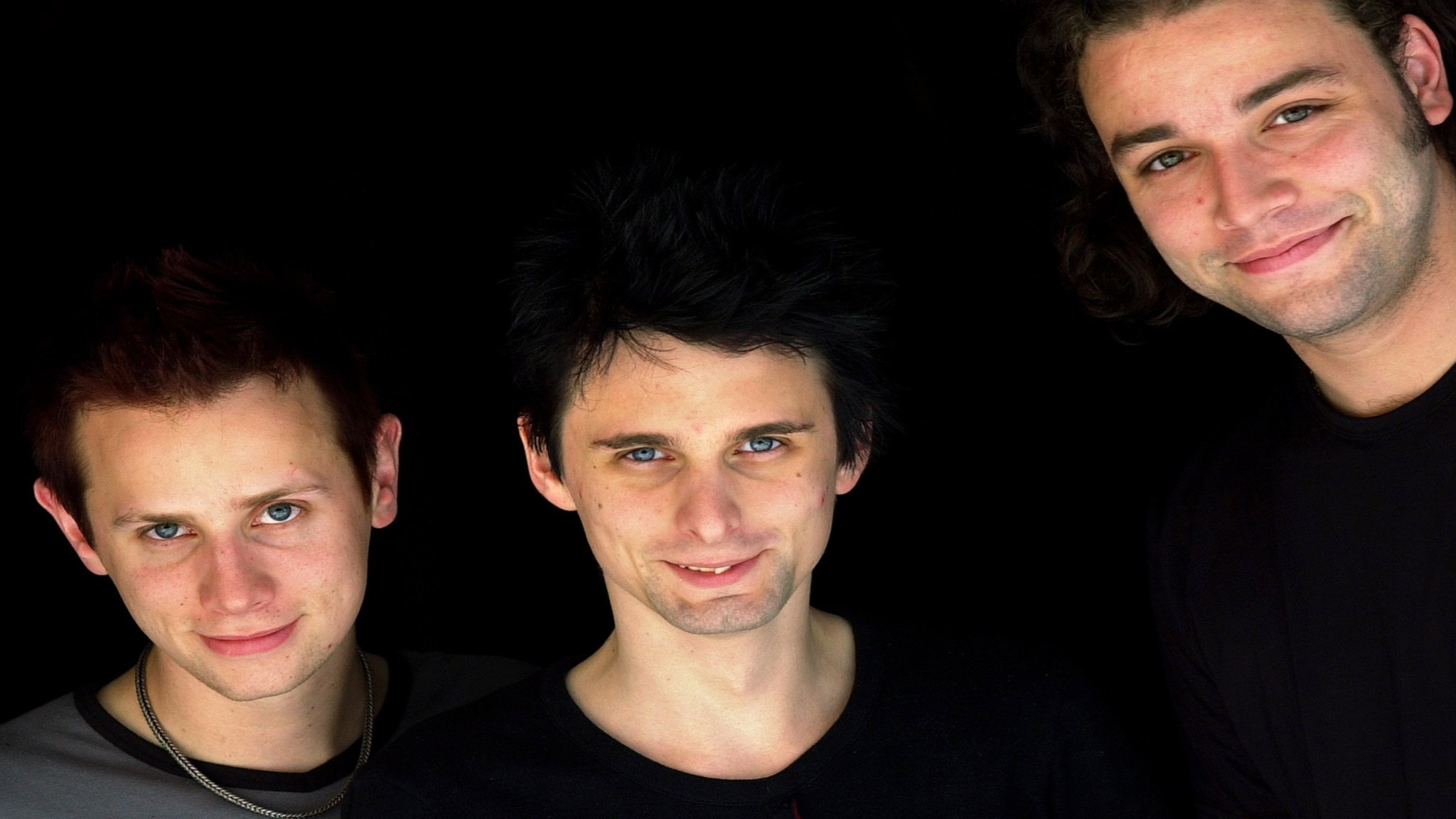 P4 Live med Muse, från Roskilde.
