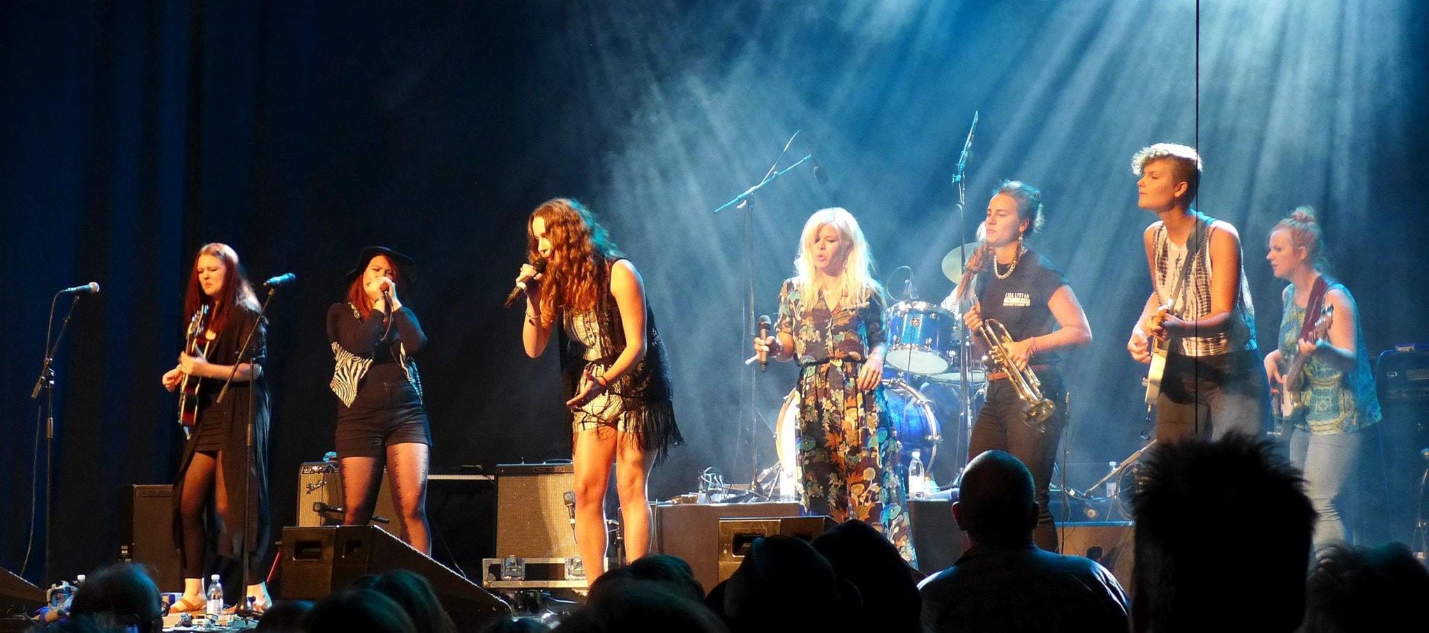 P4 Live från Åmåls Bluesfestival 2015