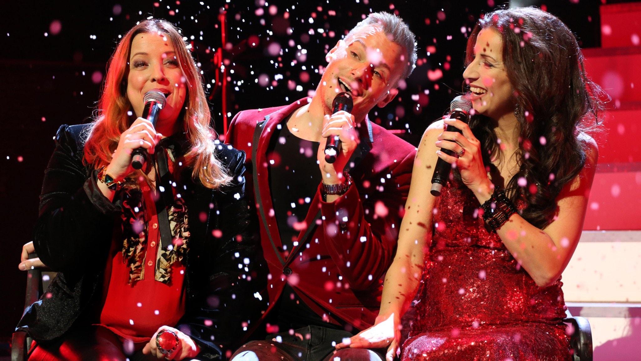 P4 Live med julkonserten Christmas Night.