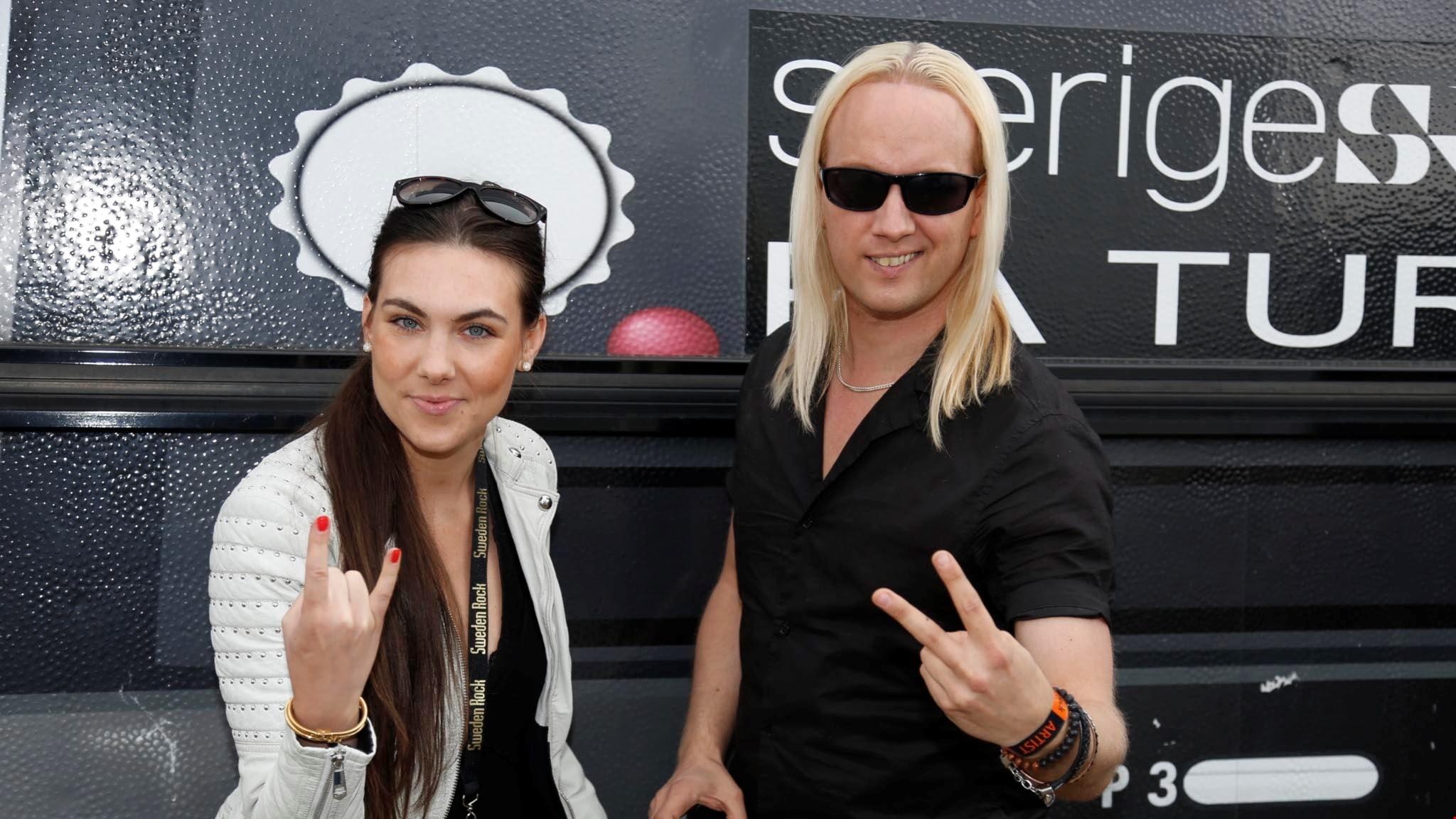 Direkt från Sweden Rock Festival 2016 - Uppsnacket