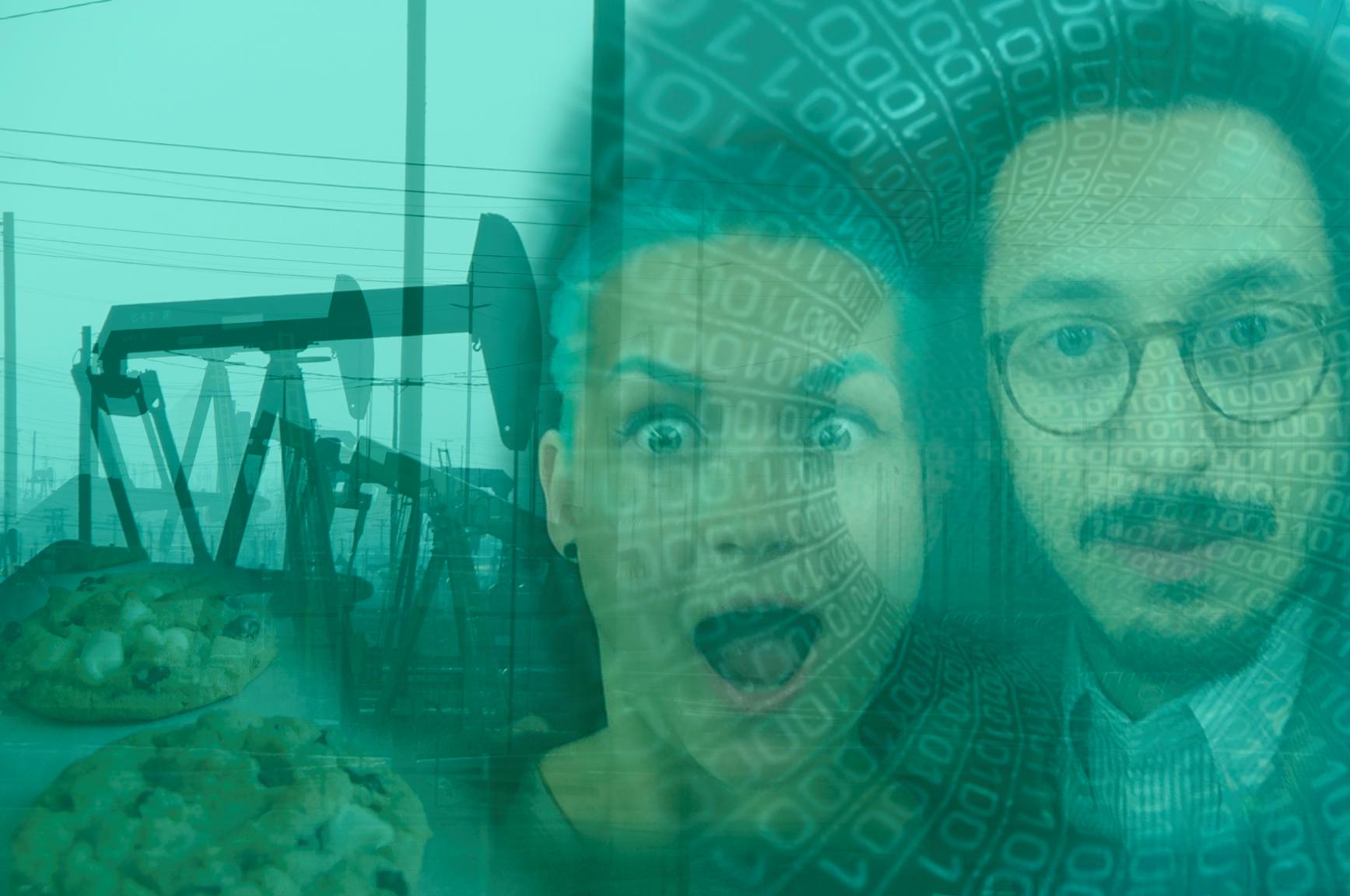 Nya tidens olja - därför är internet
