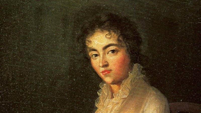 Constance Mozart - omvärderad hustru till tonsättaren.