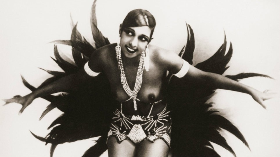 Joséphine Baker - Don't touch my tomatoes!