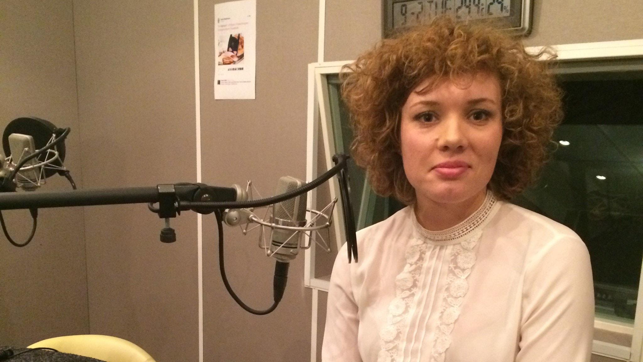 Amanda Bergman - Rösten från Gagnef