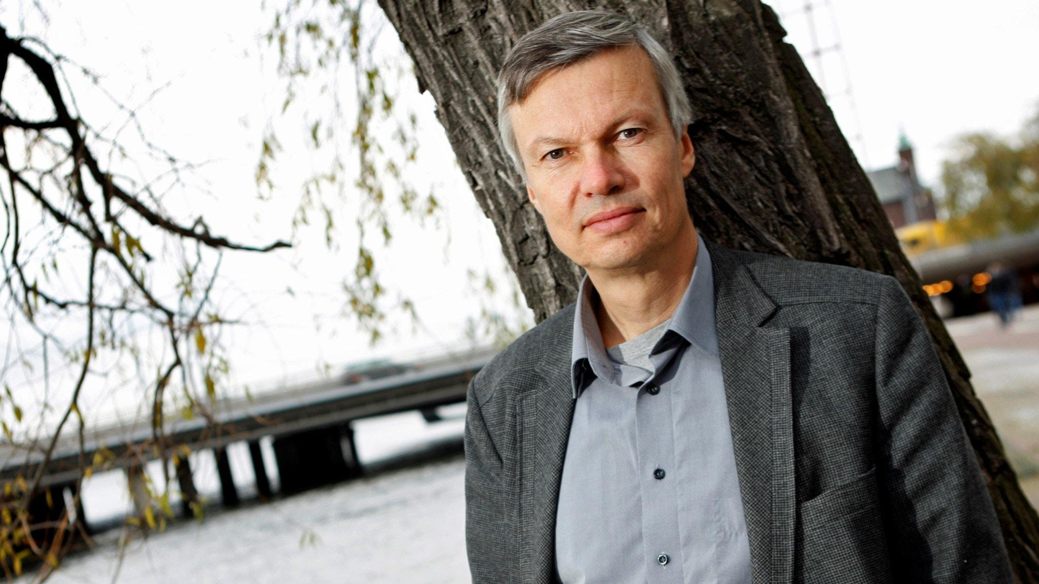 Anders Turesson: Det handlar om att ändra den industriella civilisationen