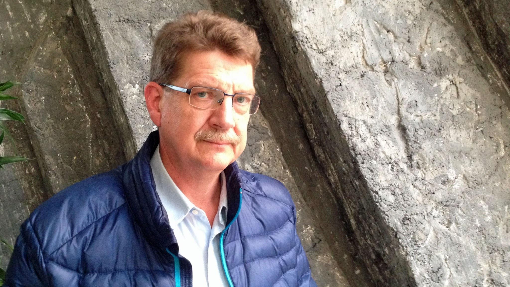 Michael Tjernström om vart temperaturökningen kan leda oss