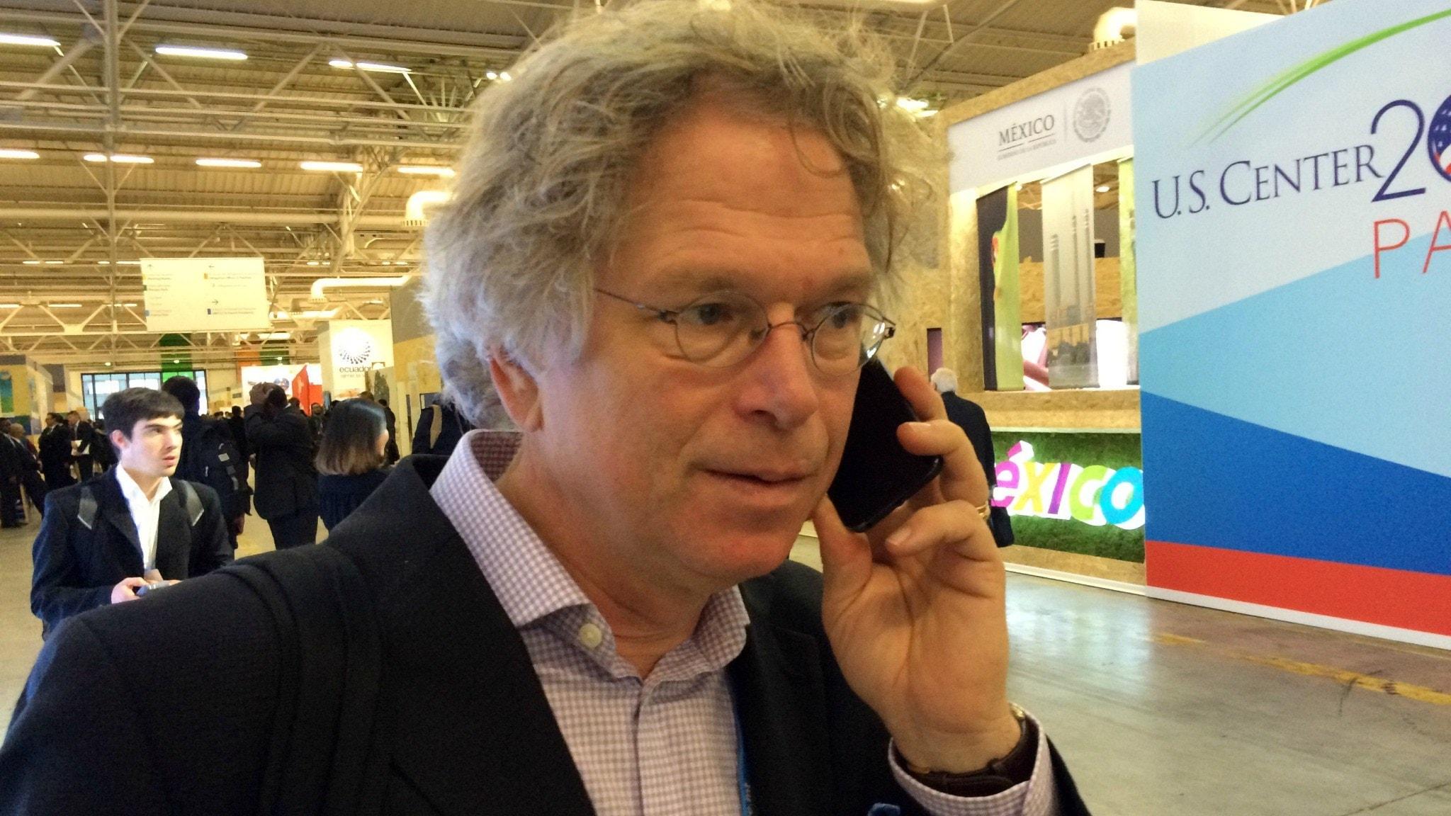 Björn-Ola Linnér om COP21: