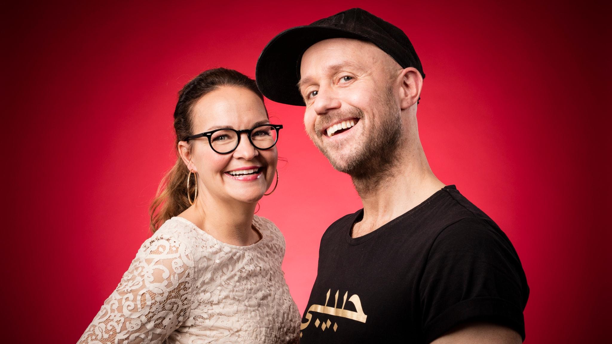 Raggningens A och O och Fredrik från Stockholm är Veckans singel!