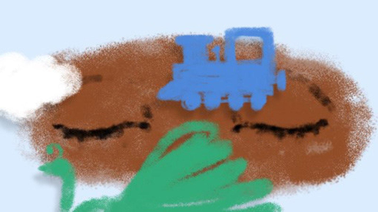 Tåget till klockarstaden