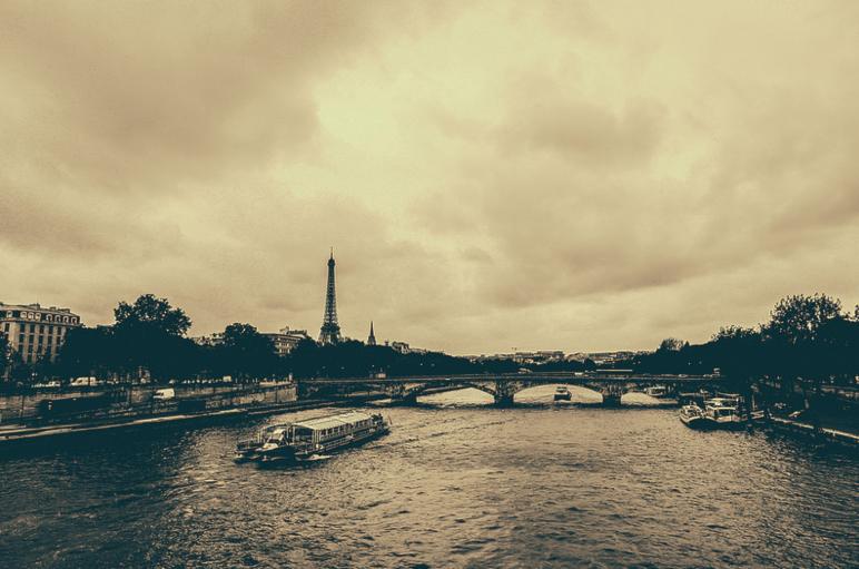 Våren i Paris