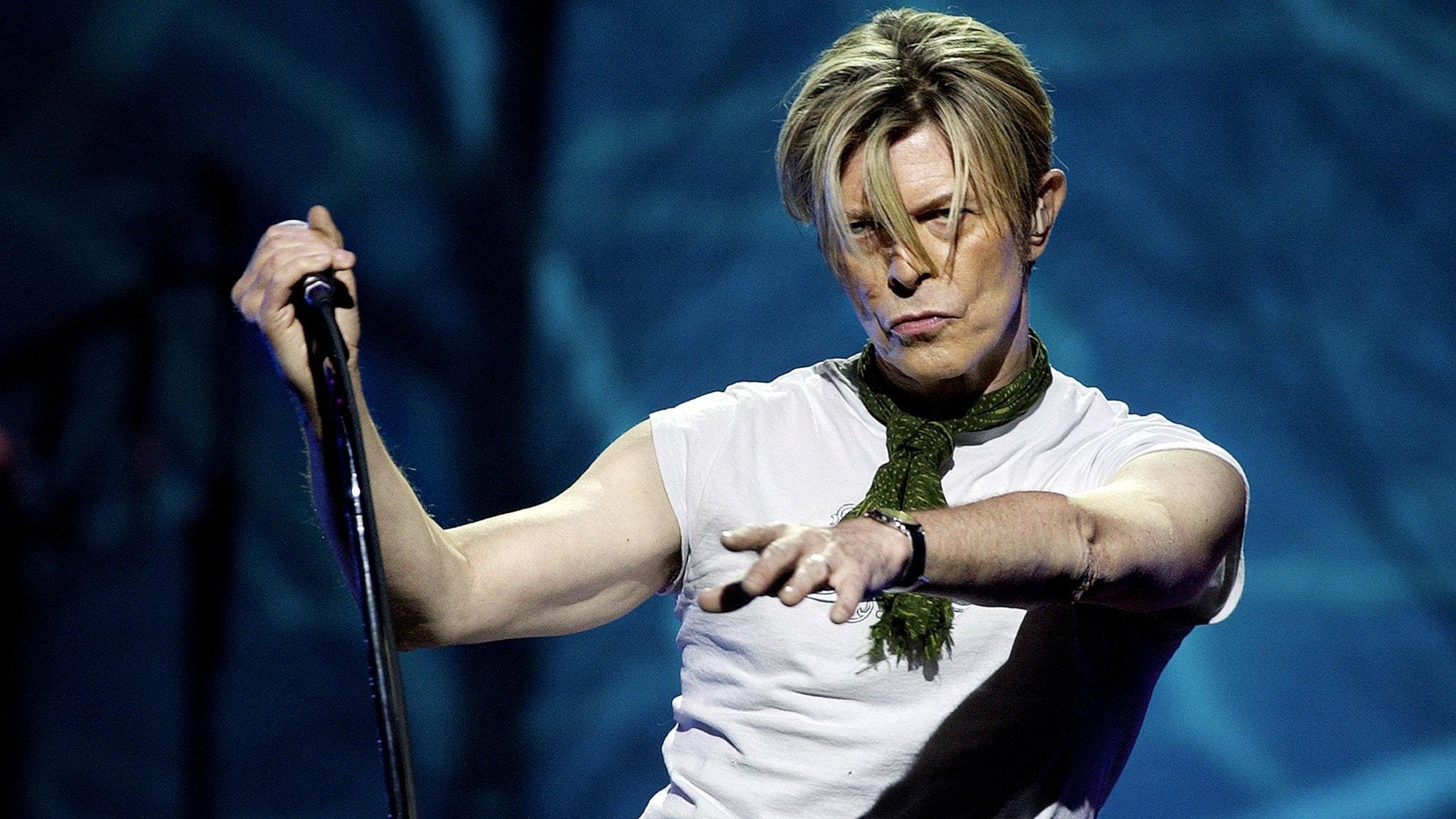 David Bowie - den rollspelande rockstjärnan